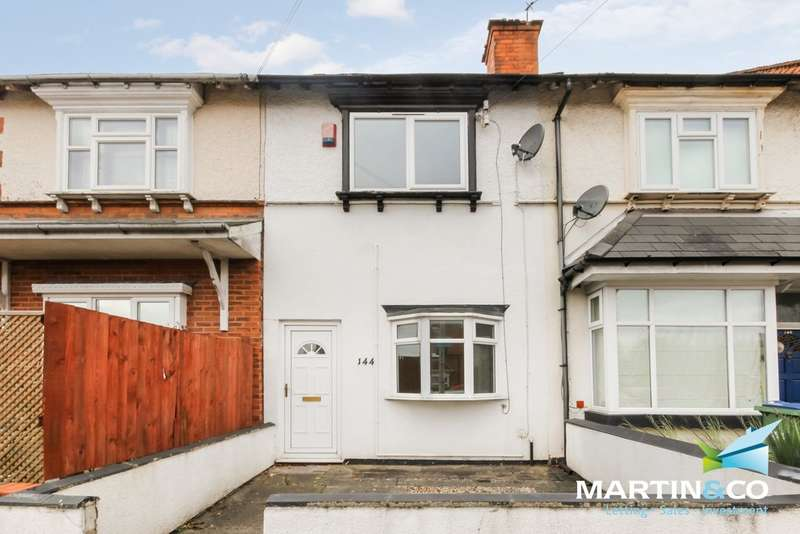 2 Bedrooms Terraced House for sale in Park Road, Bearwood, B67
