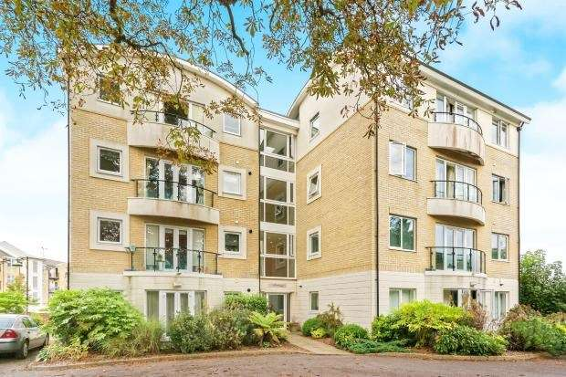 2 Bedrooms Ground Flat for sale in Russell Road, Basingstoke, RG21