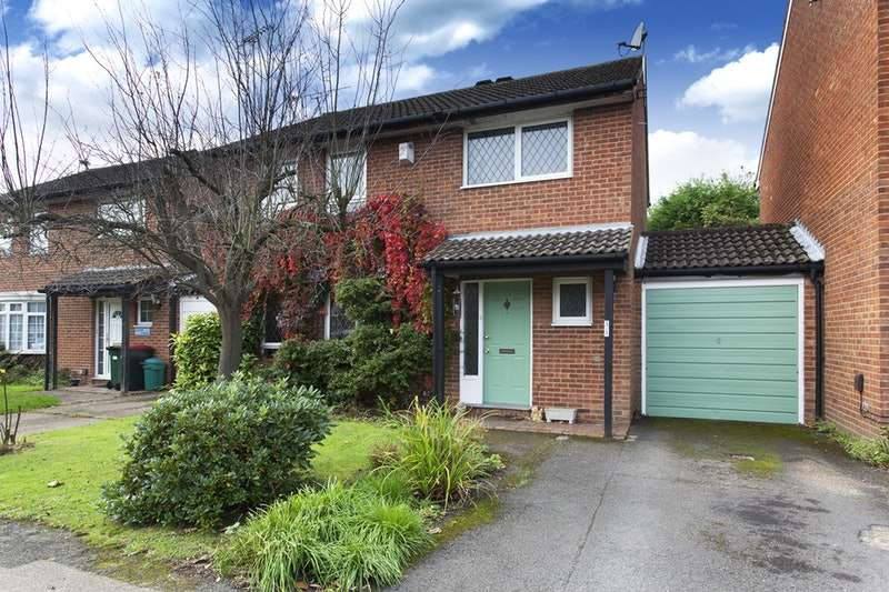 4 Bedrooms Link Detached House for sale in Byerley Way, Crawley, West Sussex, RH10