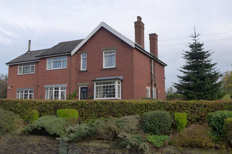 5 Bedrooms Detached House for sale in 30 Oxford Road, Gomersal, Cleckheaton, BD19