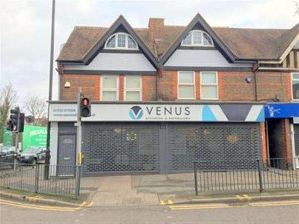 Shop Commercial for sale in St Albans Road, Watford