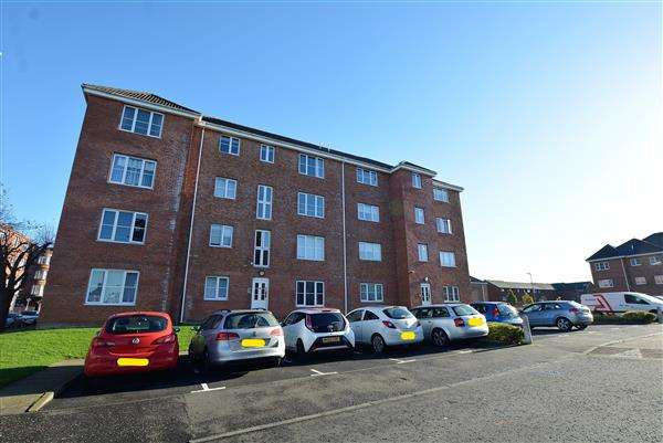 1 Bedroom Flat for sale in Tullis Gardens, St Johns' Mews, G40