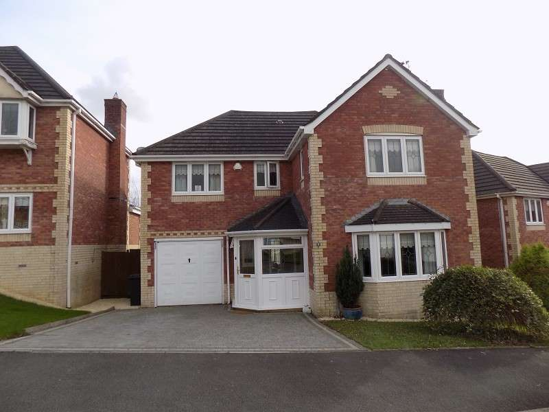 4 Bedrooms Detached House for sale in Llwyn Arian , Margam Village, Port Talbot, Neath Port Talbot. SA13 2UP