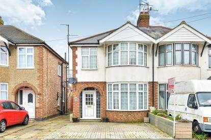 3 Bedrooms Semi Detached House for sale in Aylesbury Street West, Wolverton, Milton Keynes, Buckinghamshire