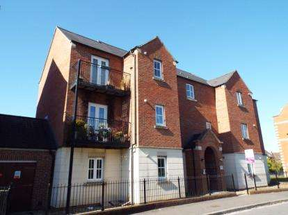 2 Bedrooms Flat for sale in Cassini Drive, Oakhurst, Swindon, Wiltshire