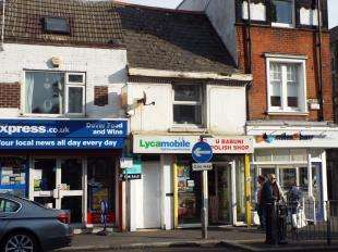 1 Bedroom Flat for sale in High Street, Dover, Kent, England