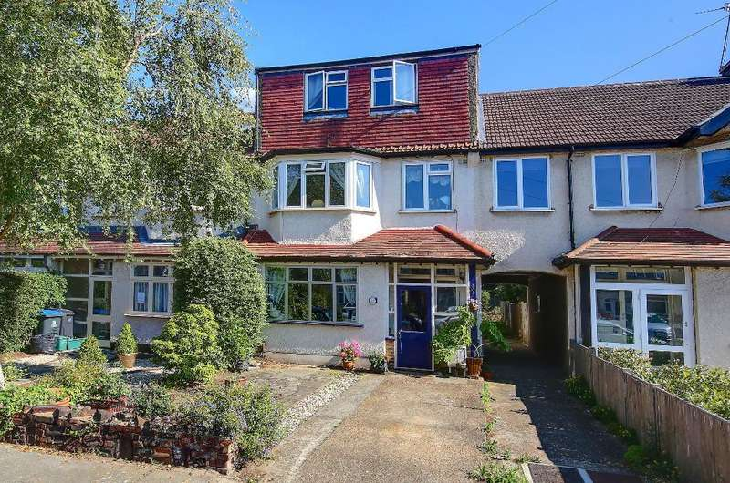 5 Bedrooms Terraced House for sale in Franks Avenue, New Malden, KT3 5DB