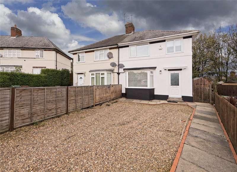 3 Bedrooms Semi Detached House for sale in Broadlea Gardens, Leeds, West Yorkshire, LS13