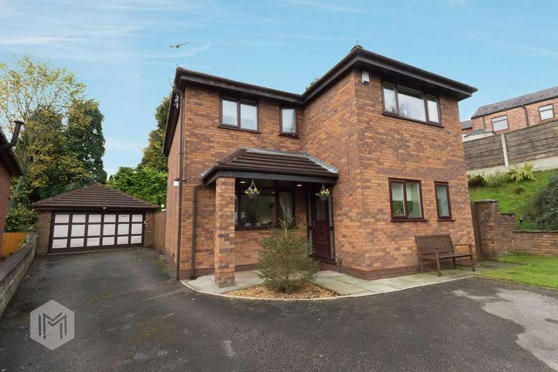 4 Bedrooms Detached House for sale in Danesbrook Close, Hindley, Wigan, WN2