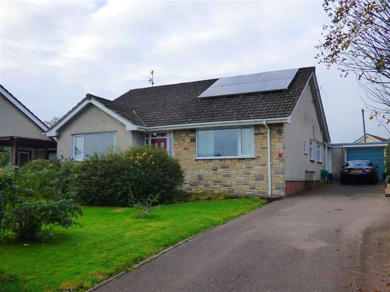 3 Bedrooms Bungalow for sale in Park View, Chepstow