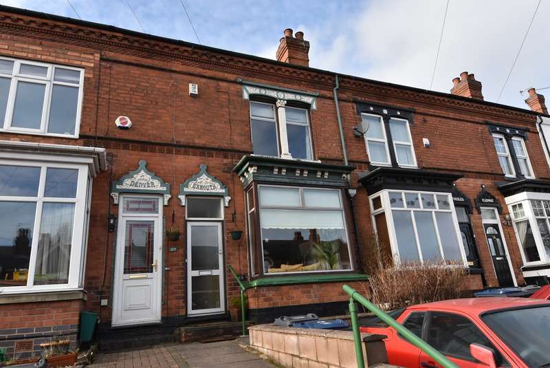 3 Bedrooms Terraced House for sale in Watford Road, Cotteridge, Birmingham, B30