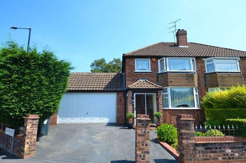 3 Bedrooms Semi Detached House for sale in Beech Farm Croft, Northfield, Birmingham, B31