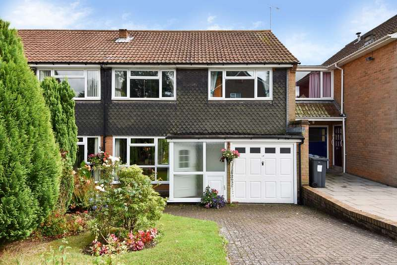 3 Bedrooms Semi Detached House for sale in Presthope Road, Bournville Village Trust, Birmingham, B29