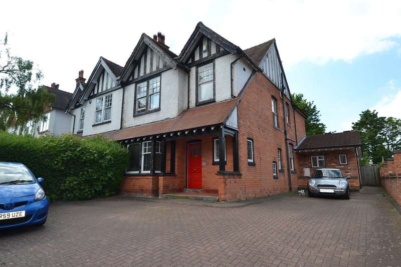 4 Bedrooms Semi Detached House for sale in College Road, Moseley, Birmingham, B13