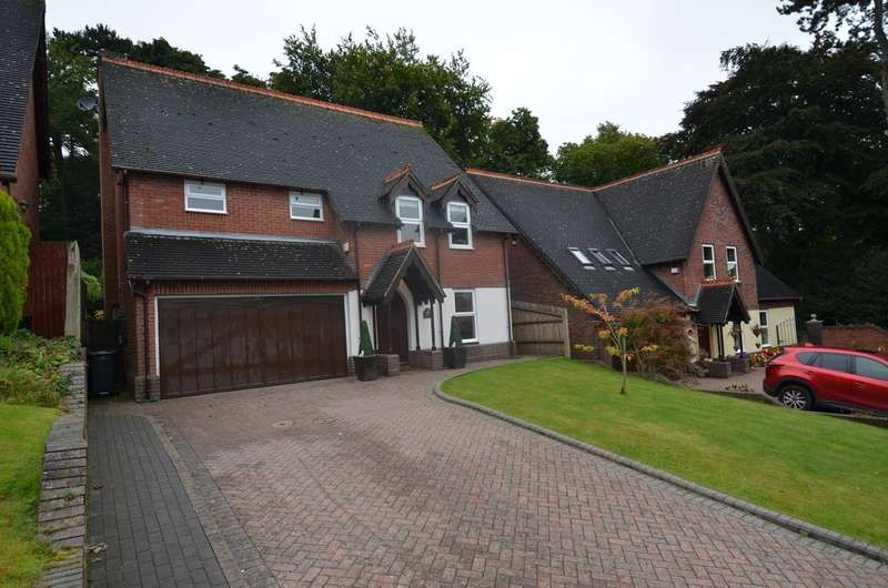 4 Bedrooms Detached House for sale in St Johns Wood, Rednal, Birmingham, B45