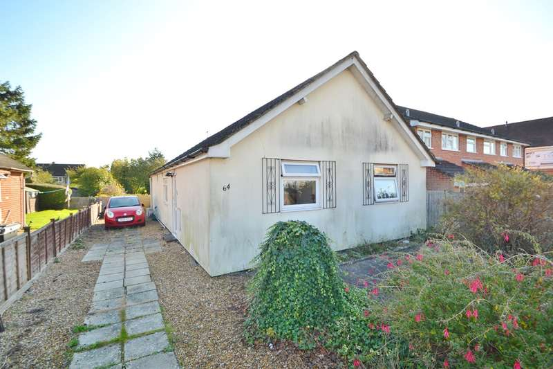3 Bedrooms Detached Bungalow for sale in Salisbury