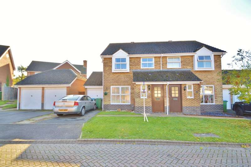 3 Bedrooms Semi Detached House for sale in Warsash