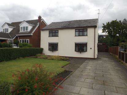 4 Bedrooms Detached House for sale in Stone Cross Lane North, Lowton, Warrington