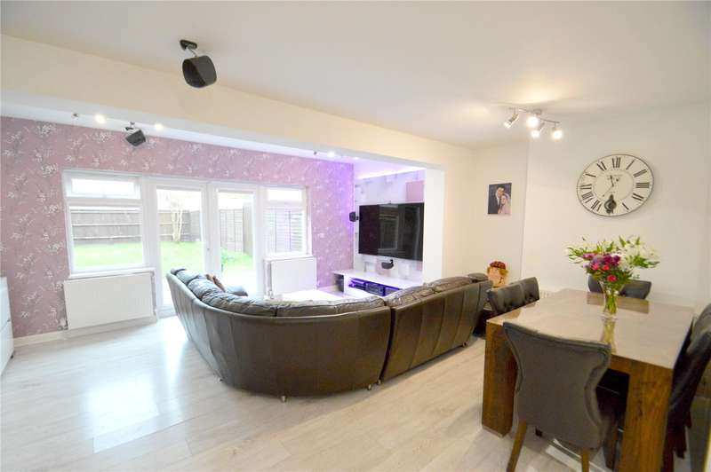 2 Bedrooms Maisonette Flat for sale in Outram Road, Croydon
