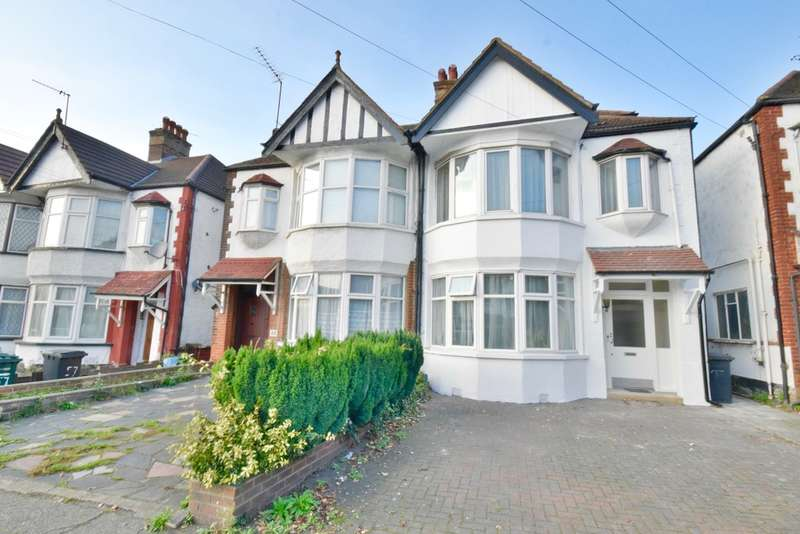 3 Bedrooms Maisonette Flat for sale in HIGHFIELD AVENUE, GOLDERS GREEN, LONDON, NW11