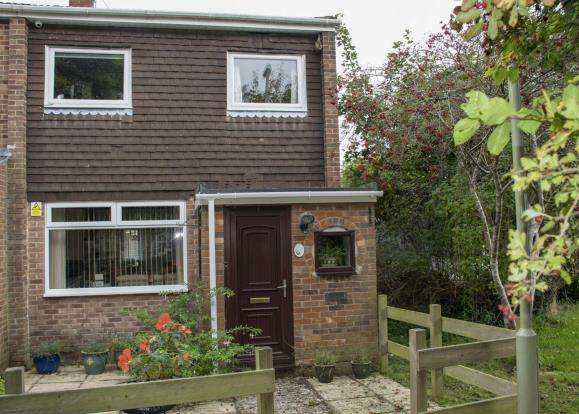 3 Bedrooms End Of Terrace House for sale in Tadley, Hampshire
