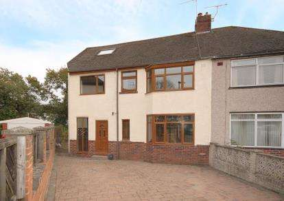 4 Bedrooms Semi Detached House for sale in Rowan Tree Dell, Sheffield, South Yorkshire