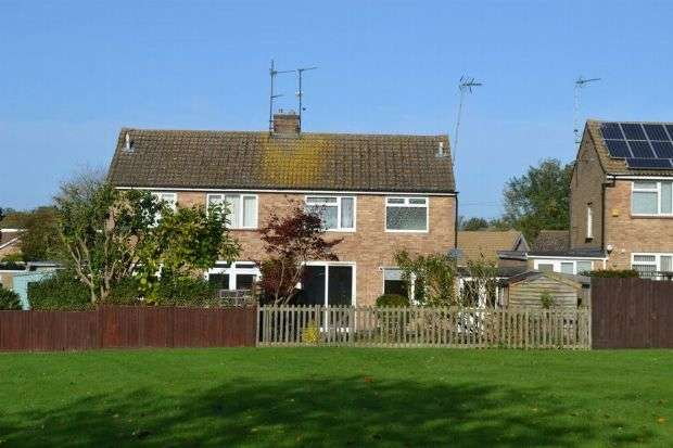 3 Bedrooms Semi Detached House for sale in Churchcroft, Roade, Northampton NN7 2PG