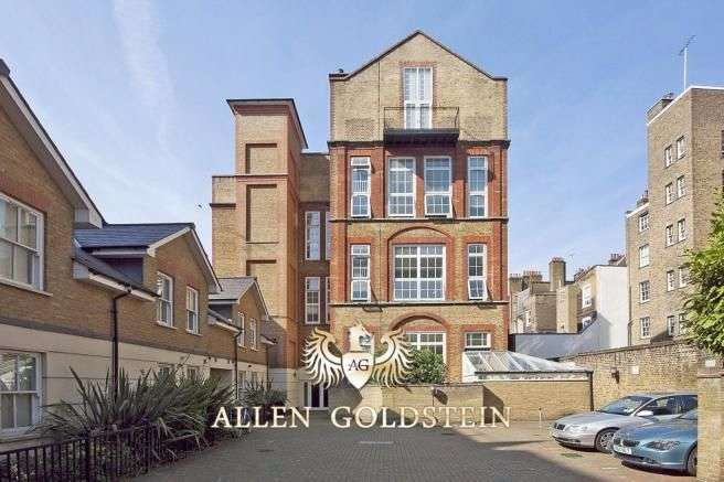 2 Bedrooms Flat for sale in Three Cups Yard - London WC1R