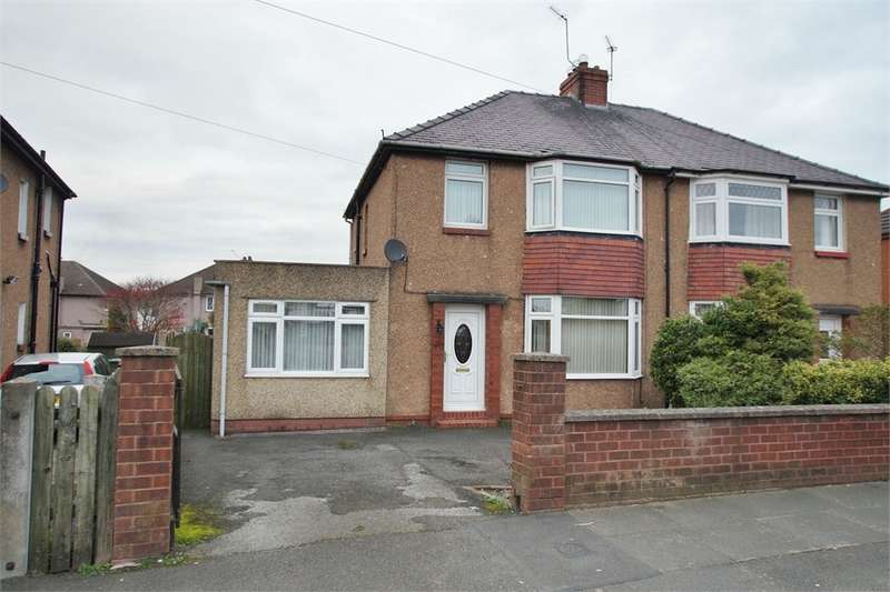 5 Bedrooms Semi Detached House for sale in CA1 3LA Cumwhinton Road, Harraby, Carlisle, Cumbria