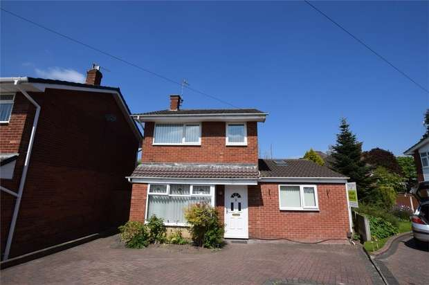 3 Bedrooms Detached House for sale in Hockenhull Close, Spital, Merseyside