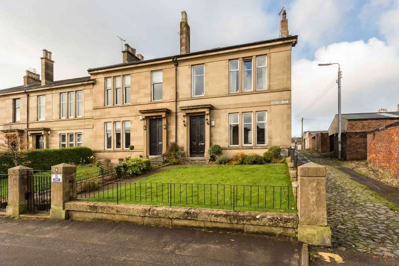 7 Bedrooms End Of Terrace House for sale in Craigpark Terrace, Dennistoun, Glasgow, G31 2NE
