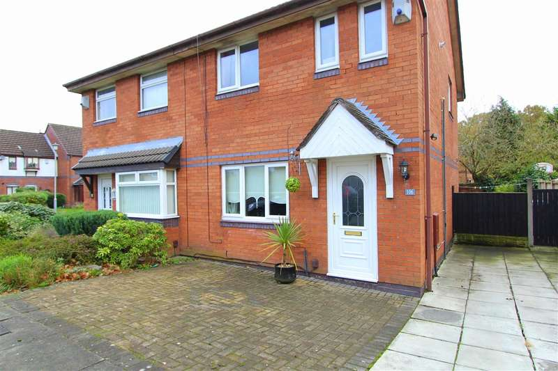 3 Bedrooms Semi Detached House for sale in Abbeyfield Drive, Croxteth Park, Liverpool