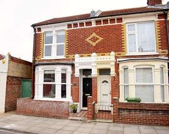 3 Bedrooms House for sale in Wallington Road, Copnor, Portsmouth, PO2 0HB