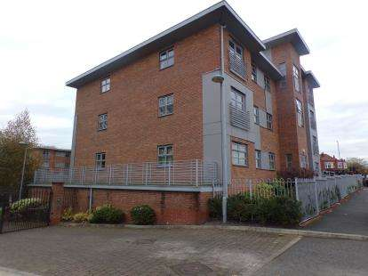 2 Bedrooms Flat for sale in Windsor House, Mauldeth Road West, Manchester, Greater Manchester