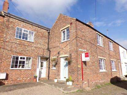 3 Bedrooms Terraced House for sale in Cockpit Hill, Brompton, Northallerton