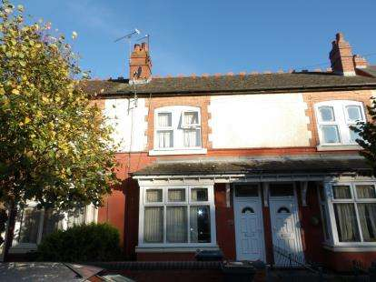 3 Bedrooms Terraced House for sale in Dennis Road, Balsall Heath, Birmingham, West Midlands