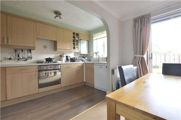 3 Bedrooms Detached House for sale in Stonehills, TEWKESBURY, Gloucestershire, GL20 5FJ