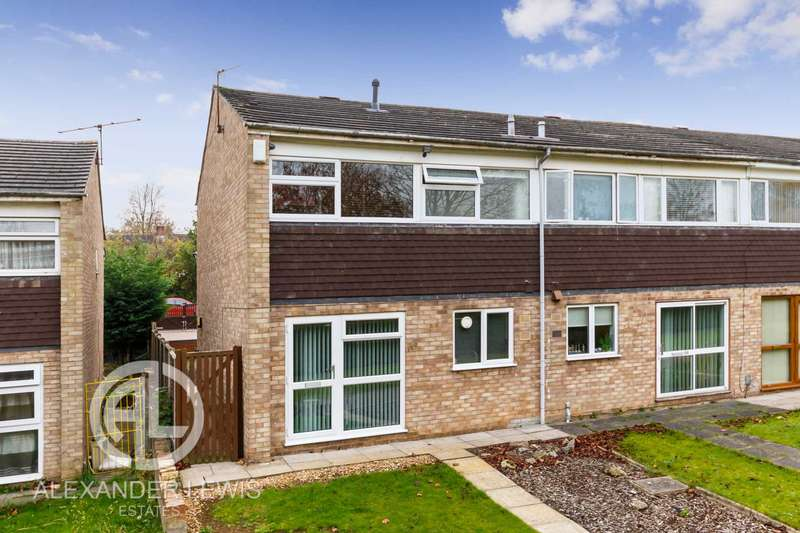 3 Bedrooms End Of Terrace House for sale in Bedford Road, Letchworth Garden City SG6 2SY