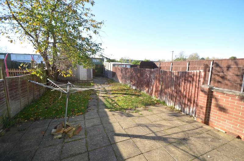 3 Bedrooms Terraced House for sale in Netherfield