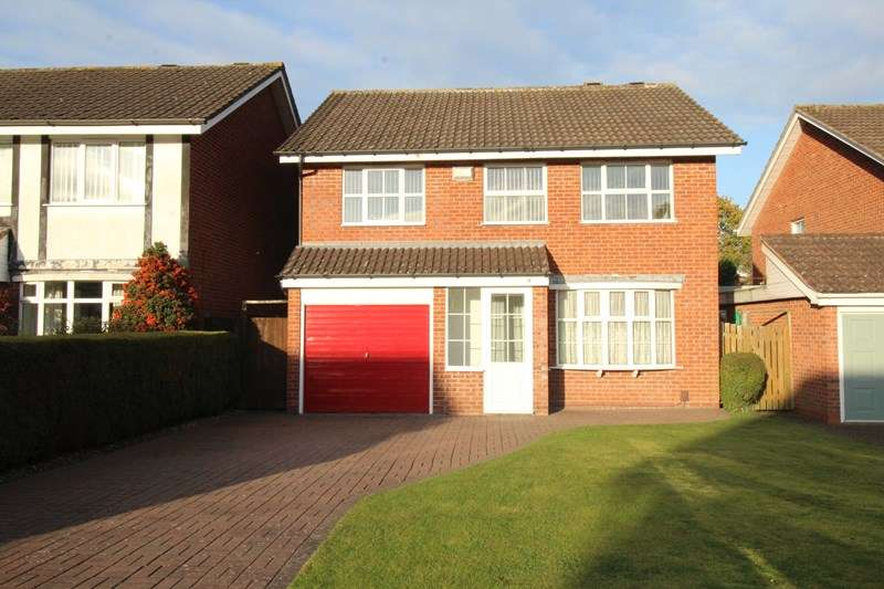 5 Bedrooms Detached House for sale in Withybrook Road, Shirley, Solihull