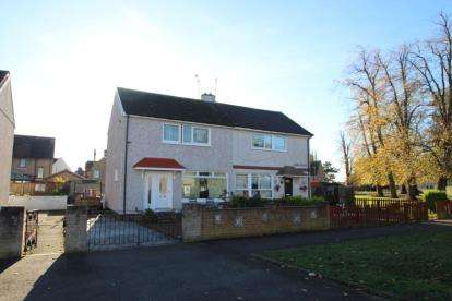 3 Bedrooms Semi Detached House for sale in Lamont Crescent, Fallin