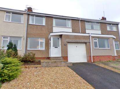 3 Bedrooms Terraced House for sale in Bodnant Road, Llandudno, Conwy, LL30