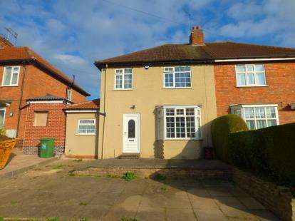 4 Bedrooms Semi Detached House for sale in Queen Street, Oadby, Leicester