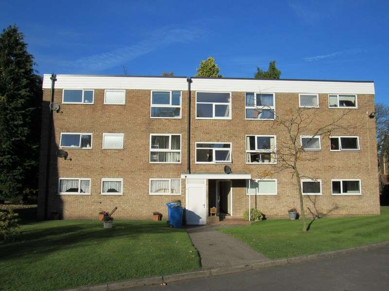 2 Bedrooms Flat for sale in Kineton Green Road, Solihull