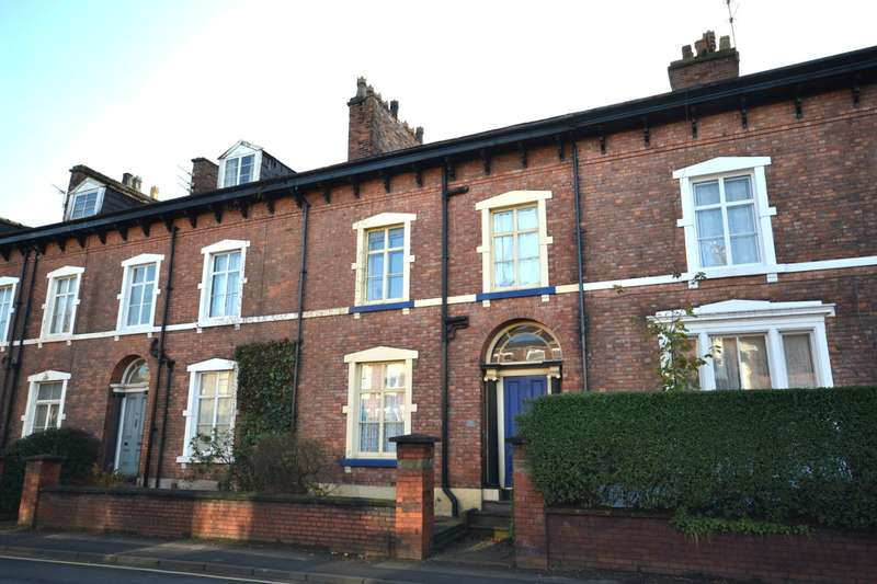 5 Bedrooms Terraced House for sale in Park Lane, Macclesfield