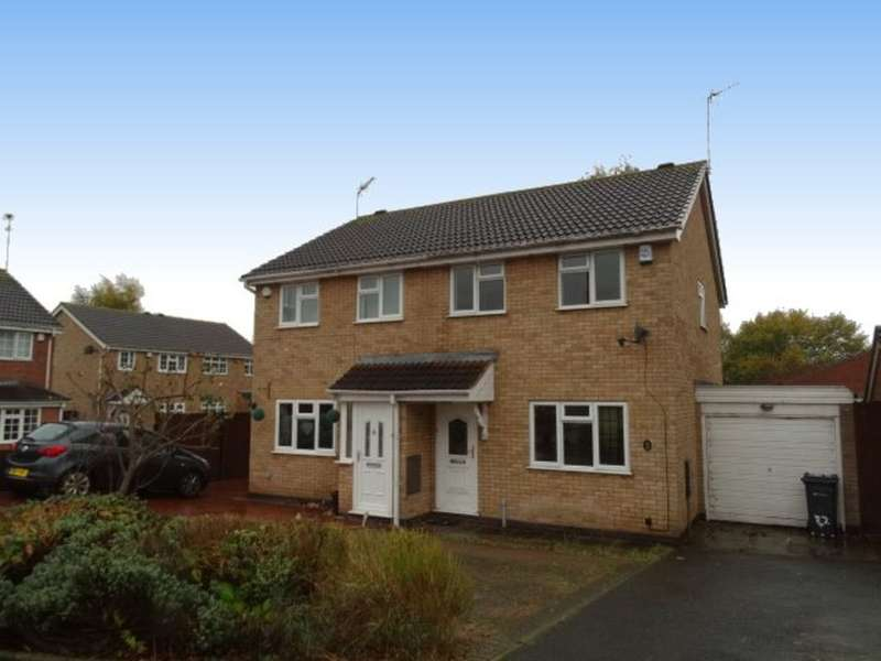 3 Bedrooms Semi Detached House for sale in Walsh Grove, Erdington, B23 5XE