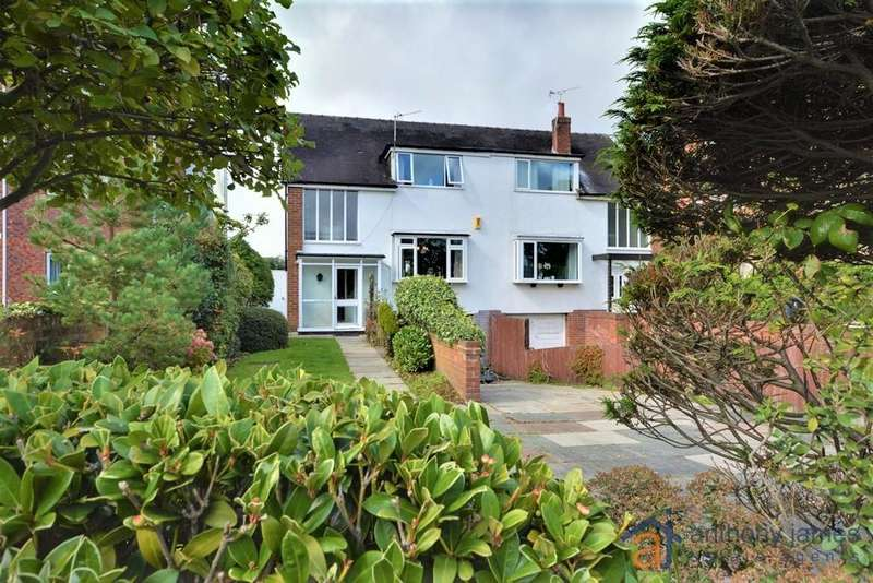 3 Bedrooms House for sale in Queens Road, Southport, PR9 9HB