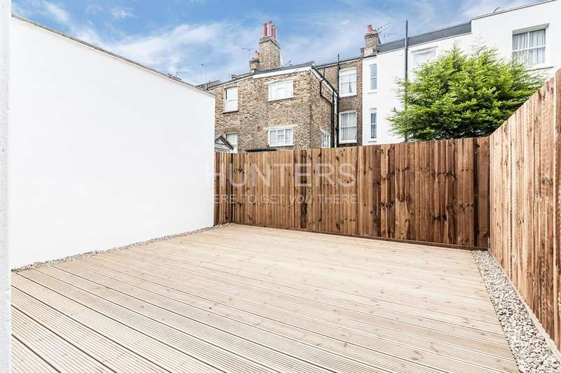 3 Bedrooms Apartment Flat for sale in Portnall Road, London, W9 3BN