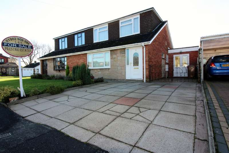 3 Bedrooms Semi Detached Bungalow for sale in Fenn Rise, Summer Hayes