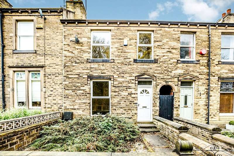 3 Bedrooms Terraced House for sale in Somerset Road, Almondbury, Huddersfield, HD5